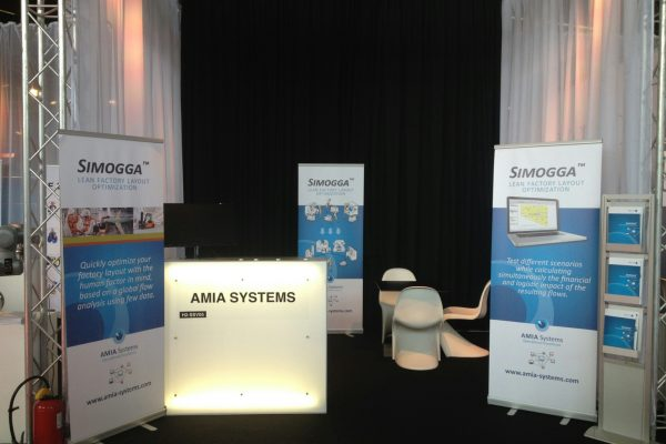 amia systems booth