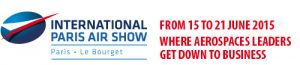 Paris Airshow - Salon du Bourget 2015