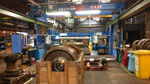 factory axle maintenance