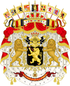 Great Coat of Arms of Belgium - source: Wikipedia