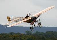 Bleriot XI Thulin A 1910 - Source Wikipedia