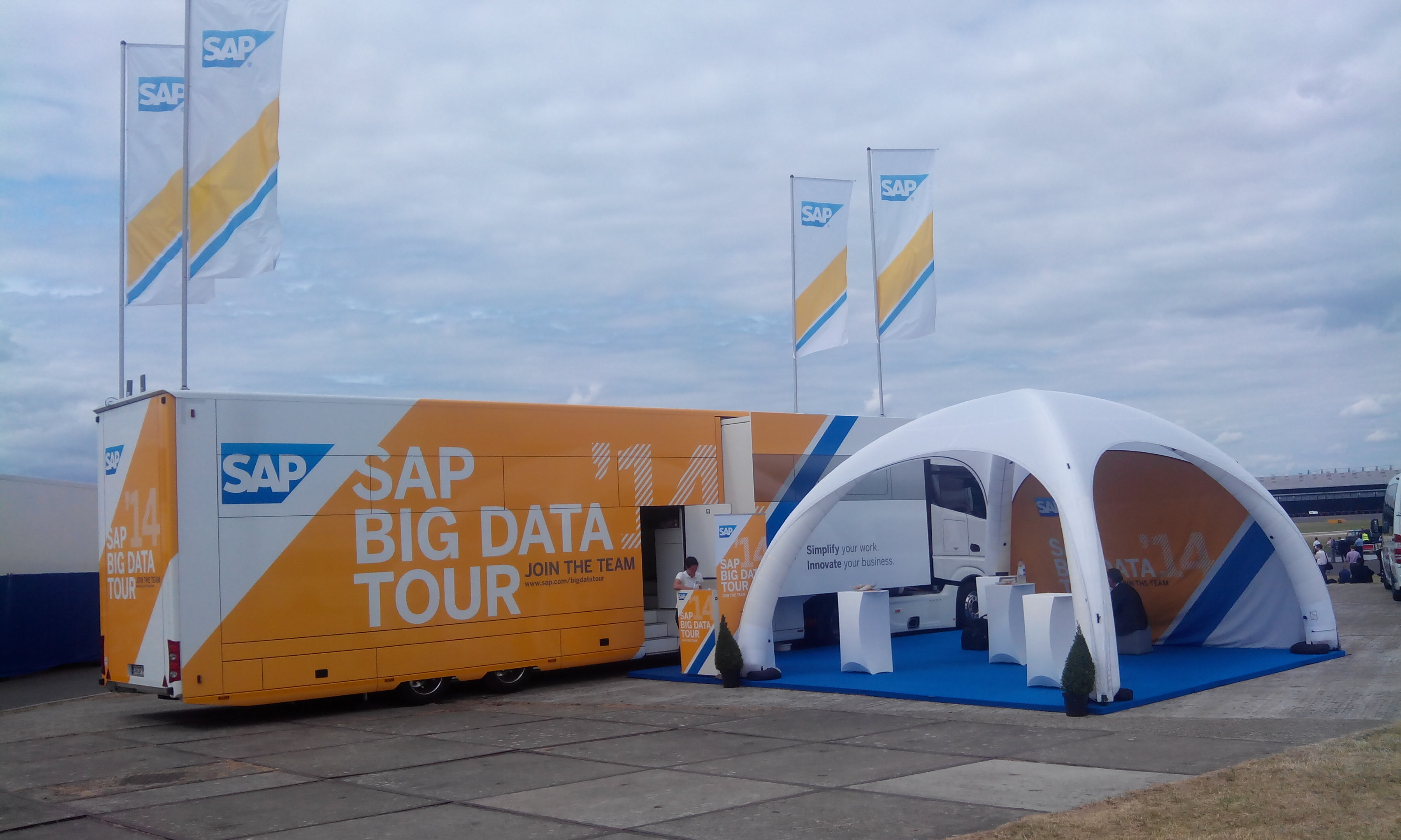 SAP Big Data Tour