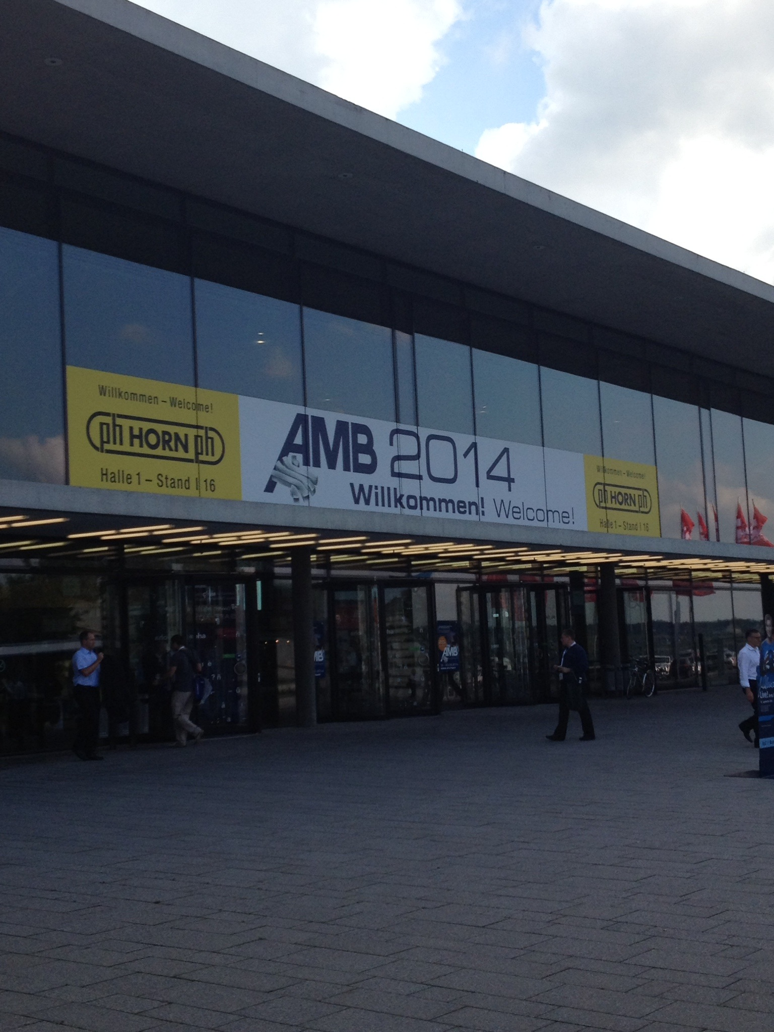 AMD 2014 Wilkommen! Welcome!