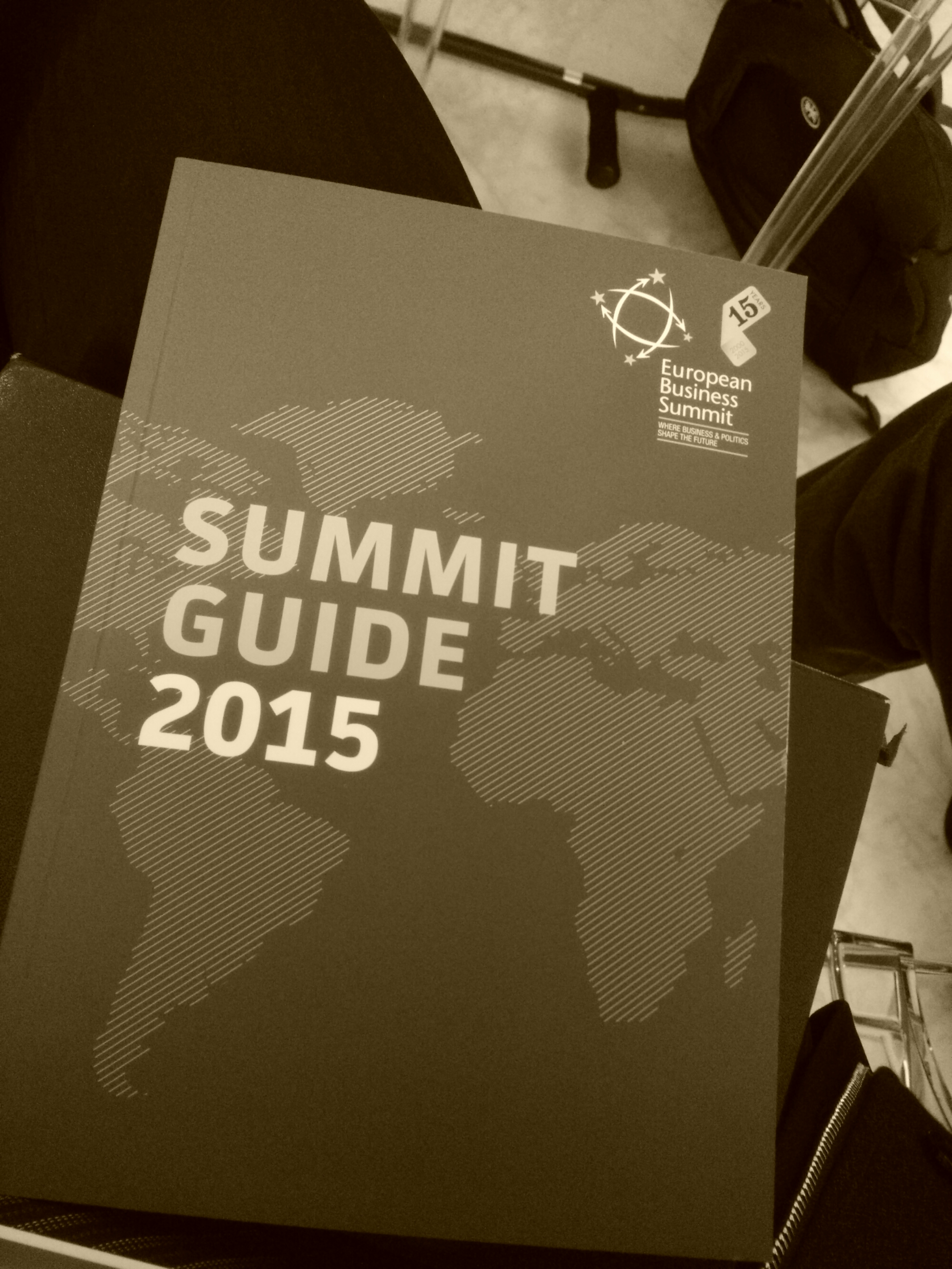 European Business Summit Guide