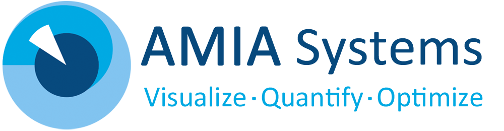 AMIA Systems, Visualize, Quantify, Optimize your facility layout