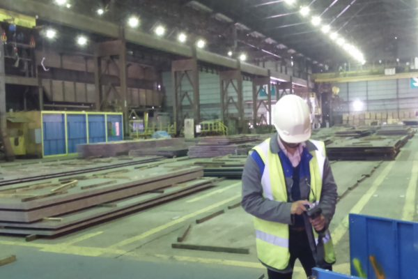 Steel industry consulting